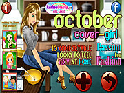 October Cover Girl
