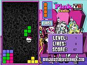 Monster High Tetris