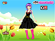 Beauty Girl Dress Up