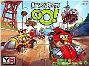 Angry Birds Go Jigsaw