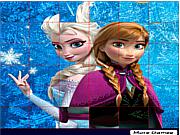 Disney Frozen Spin Puzzle