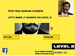 Dictator Facial Hair Showdown