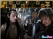 The Hobbit hide and seek