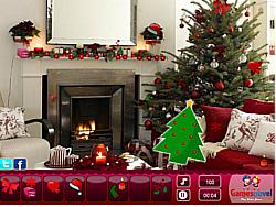 Christmas Stall Hidden Objects