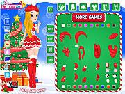 Christmas Doll Creator