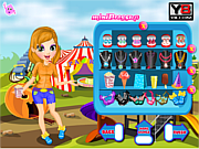 Polly Pocket Outfit Dressup