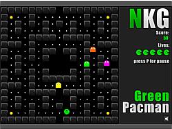 Green Pacman