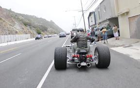 The Frogman - Rocket 2 Trike - Size Does Matter