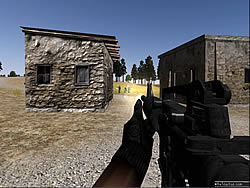War Game First Person Shooter