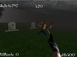 Zombies Curse