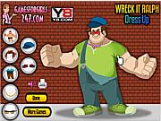 Wreck It Ralph Dress Up