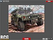 Hummer Jigsaw