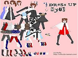 Dress Up Myuu