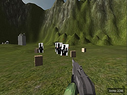 Unity Shooting Range