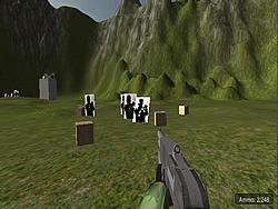 Unity Shooting Range