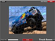 Dakar Truck Jigsaw