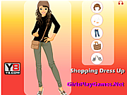 Shopping Dress Up
