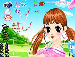 Anime Girl Makeover