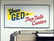 AD Council Commercial: GED Pep Talk
