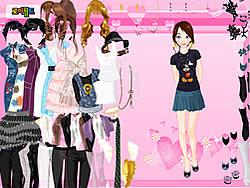 Summer Fashion Dressup