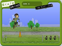 Skate Grind