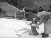 1951 Skating Fashions