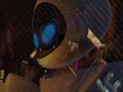 Wall-E - Lay lady lay - Magnet