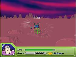 Space Ranger: Buzz Lightyear's Galactic Shootout