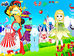 Fairytale Doll Dressup