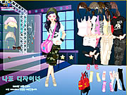 Top Model Dress Up