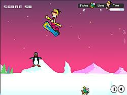 Snowboard Safari