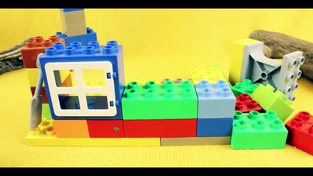 Vidéo House Construction (LEGO Stop Motion) - Regardez sur Y8.com