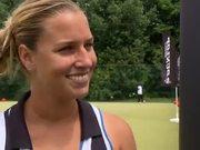 Dominika Cibulkova & Dunlop Sport