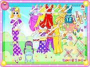Color Angel Dresses