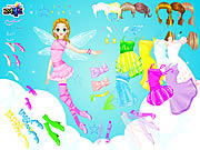 Fairy Naida Dressup