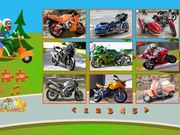 Puzzles Motorcycles