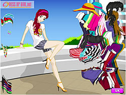 Colorful Dress Up