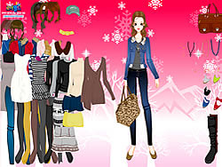 Winter Basics Dress Up