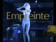 Empreinte Commercial: A Holographic Model