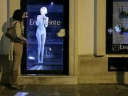 Empreinte Commercial: A Holographic Model