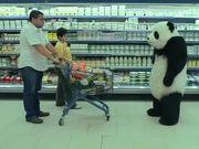 Panda Cheese Commercial: Never Say No to Panda