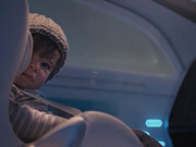 Mercedes Commercial: Futuristic Baby