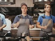 Ikea Commercial: Kitchen Jam