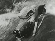 Car Plunges Over Cliff