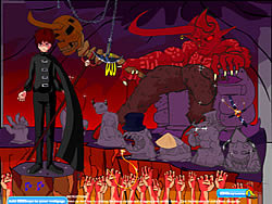 Dressup Devilboy