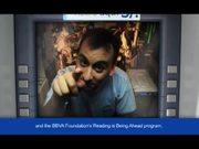 BBVA Foundation: The Little Guy Inside the ATM