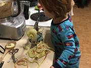Baby in the Kitchen