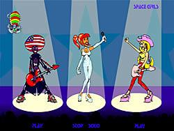 Space Girls Singing