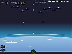 Orbit Blaster