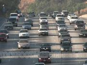 Highway Traffic in Los Angeles
